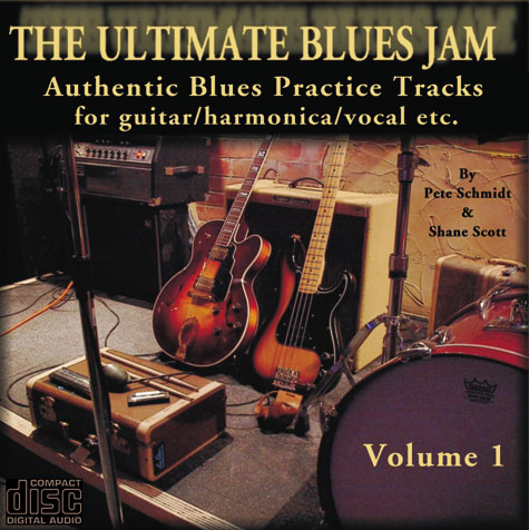 Ultimate Blues Jam Tracks
