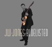 JW Jones Bluelisted CD Cover